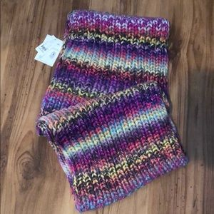Accessories - NY&C Infinity Scarf Rainbow Colors